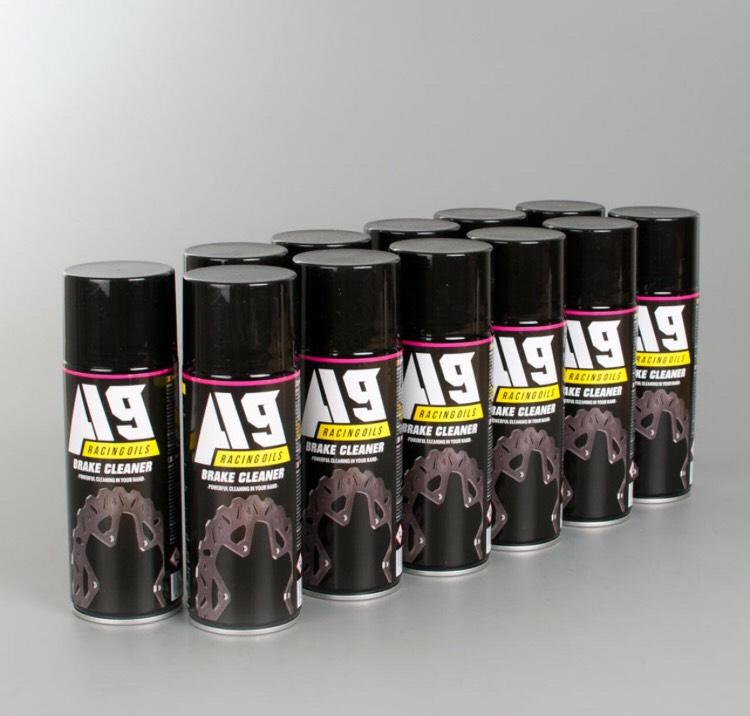 Verschiedene A9 Sprays im [24MX Shop] ~ 50% reduziert