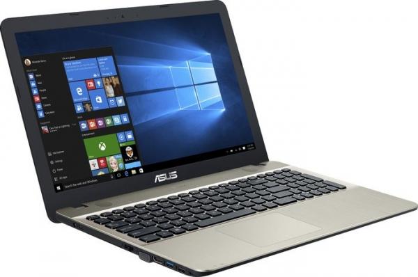 """ASUS VivoBook 15,6"""" matt FHD, 8GB DDR4 Ram, 256GB SSD, i3-6006U, USB-C, Nummernblock, DVD-Brenner, Win10 Home"""