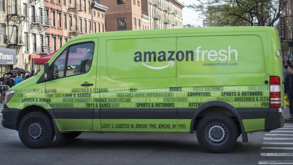 [Lokal] München - Amazon Fresh 30 Tage kostenlos testen
