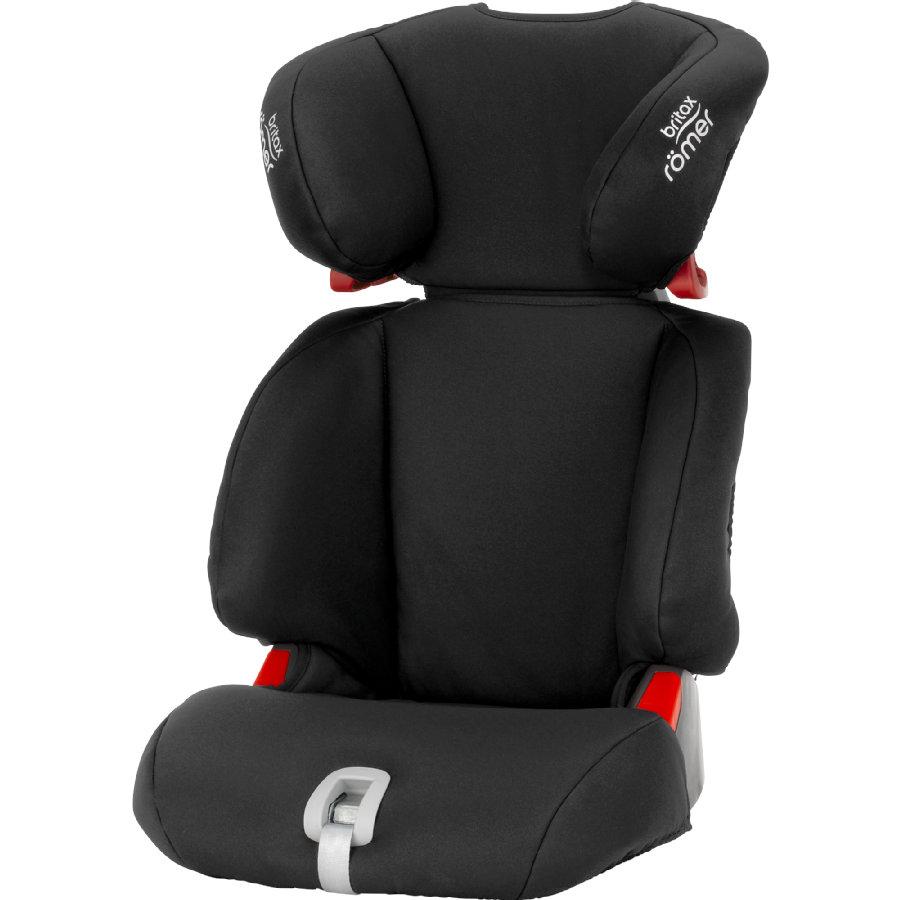 Kinderautositz Britax Römer Discovery SL in schwarz für Kinder von 4 bis 12 Jahren (15 - 36kg)