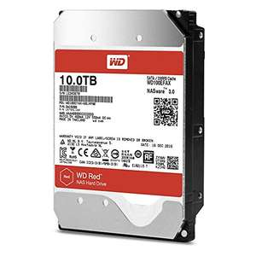 WD Red WD100EFAX10 TB NAS HDD (3,5'') für 295,00€ [Amazon]