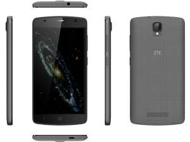 "ZTE Blade L5 plus - 5"" HD Dual-Sim Smartphone mit 8MP Kamera, 1GB Ram, 8GB Speicher"