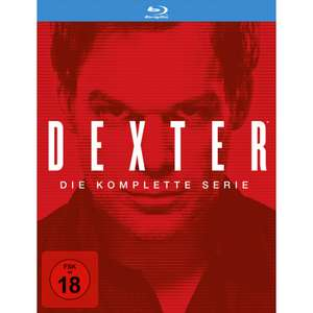 [Müller] Dexter - Die komplette Serie [35 BRs]