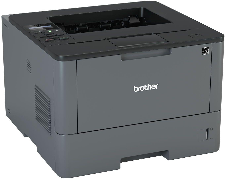Brother HL-L5000D Laserdrucker + PRINT AirBag für 3 Jahre / 200.000 Seiten inkl - Laserdrucker