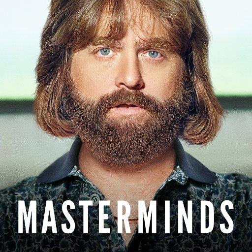 iTunes/Amazon: Neue 0,99€-Leihfilme: z.B. »Masterminds«