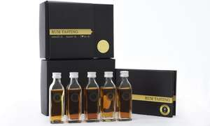 Spirit Tasting Gin oder Rum Paket - jeweils 5x 4cl unterschiedliche Marken probieren