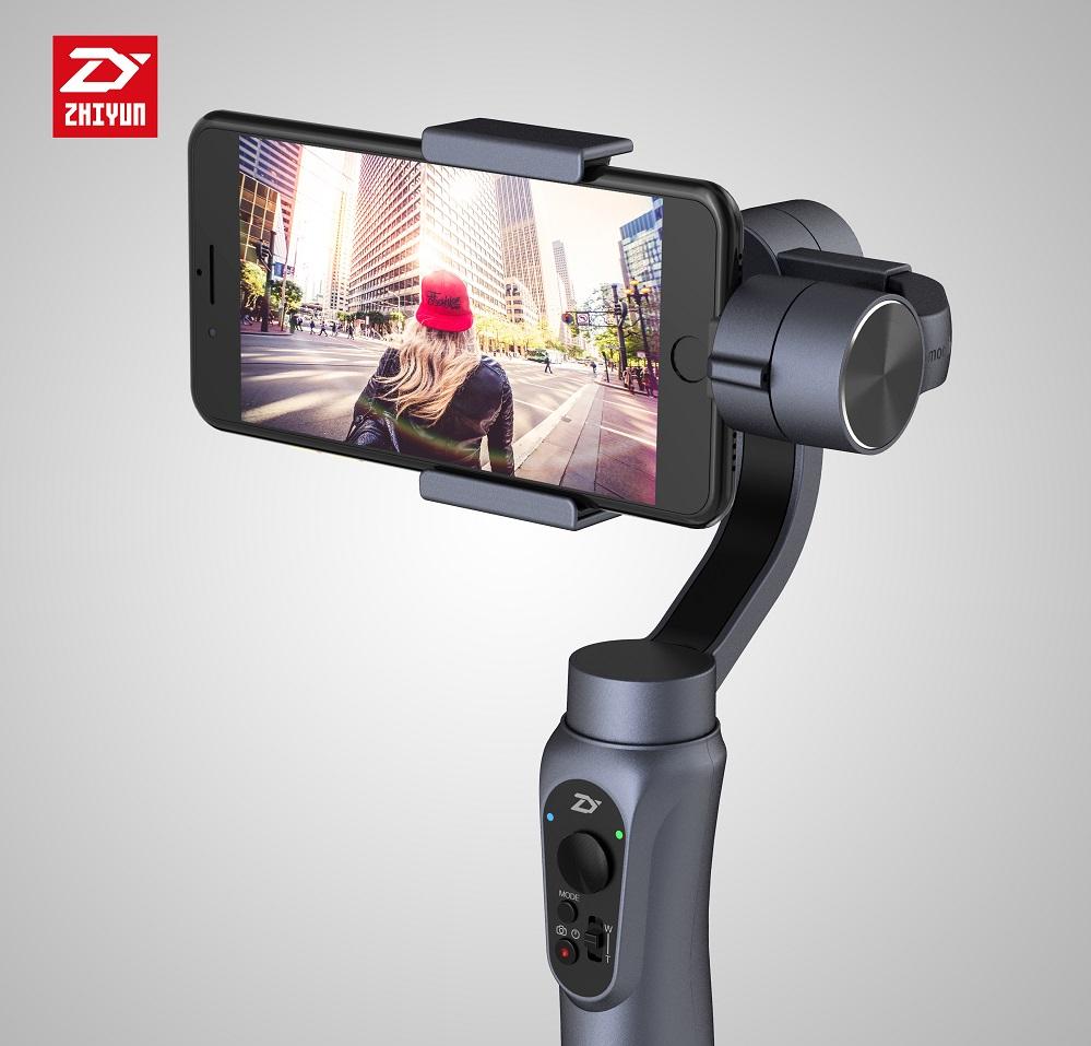 Zhiyun Smooth-Q 3-Achsen Smartphone Gimbal, Gearbest günstigster Preis