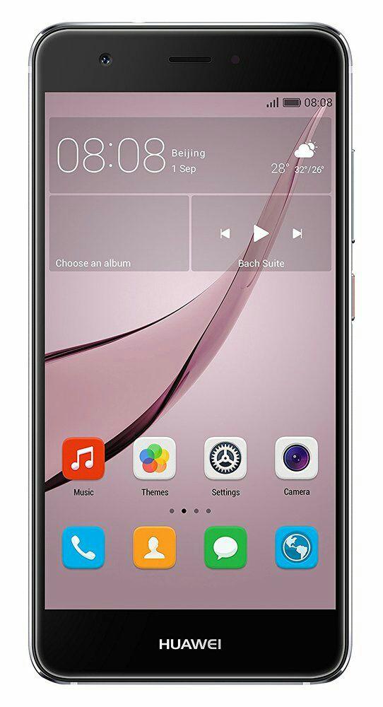 """Huawei Nova Dual SIM 5"""" FHD 3GB / 32GB grau Android 6 -> 7 [Rakuten]"""