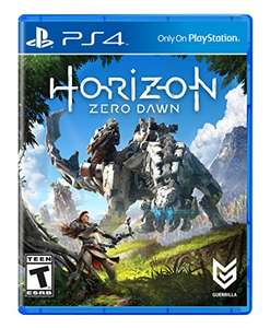 Horizon: Zero Dawn (Standard) für 22,72€ @Amazon US