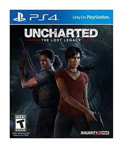 Uncharted: The Lost Legacy (PS4) für 21,86€ (Amazon.com)