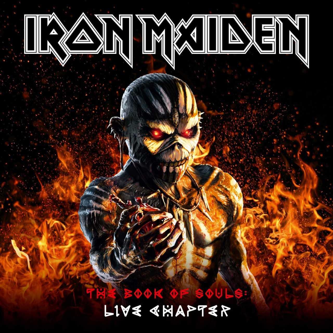 Iron Maiden - The book of souls: Live chapter Konzertfilm kostenlos im Stream