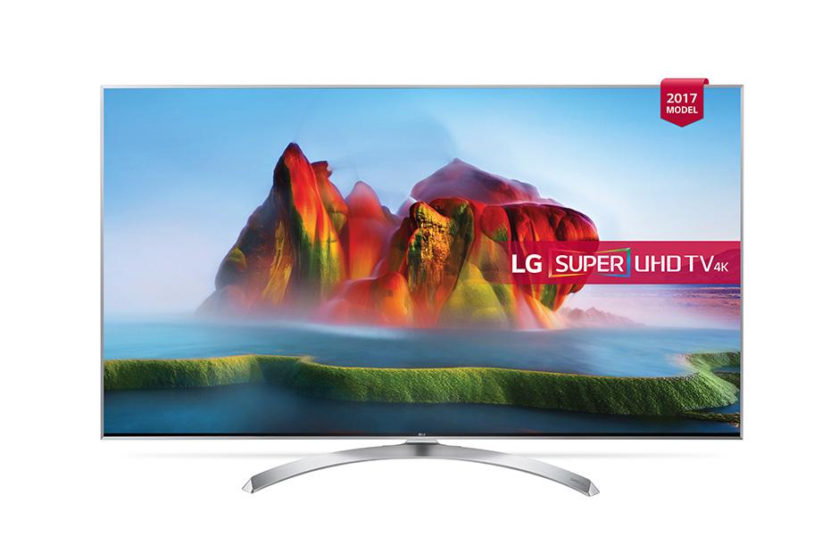 "LG 65SJ810V für 1399€- 65 Zoll ""Super UHD TV"" mit Nanocell Display (120Hz), HDR10, HLG uvm."