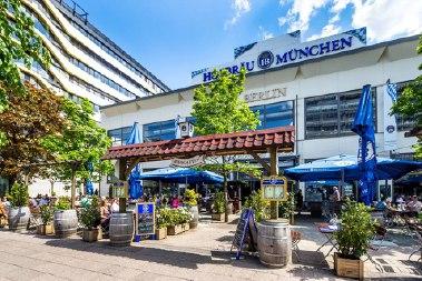 [Berlin] Silvester Party im Hofbräu Wirtshaus Berlin mit Riesenbuffet, Krapfen, Mitternachtssnack - Ticket für 25,95€ inkl. Versand