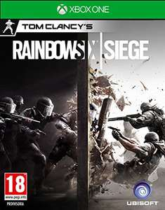 Tom Clancys Rainbow Six Siege (Xbox One) für 12,88€ (Cdkeys)