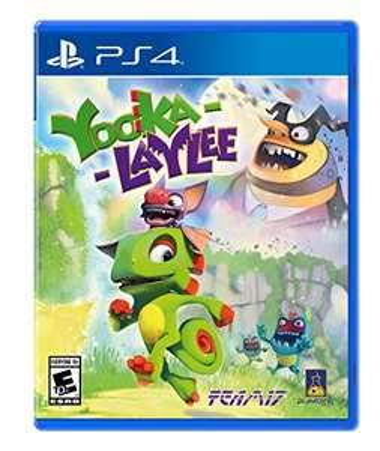 Yooka-Laylee (PS4) für 17,10€ (Amazon.com)