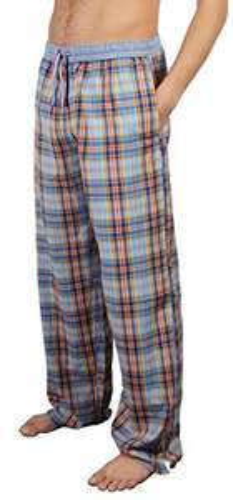 Luca David 100% Baumwoll Pyjamahosen in verschiedenen Varianten [und viele Größen] um 30% reduziert
