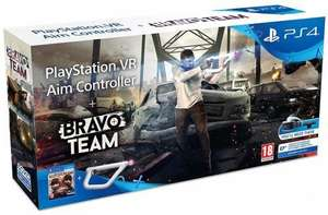 Bravo Team VR + Aim Controller (Playstation 4) für 71,18€