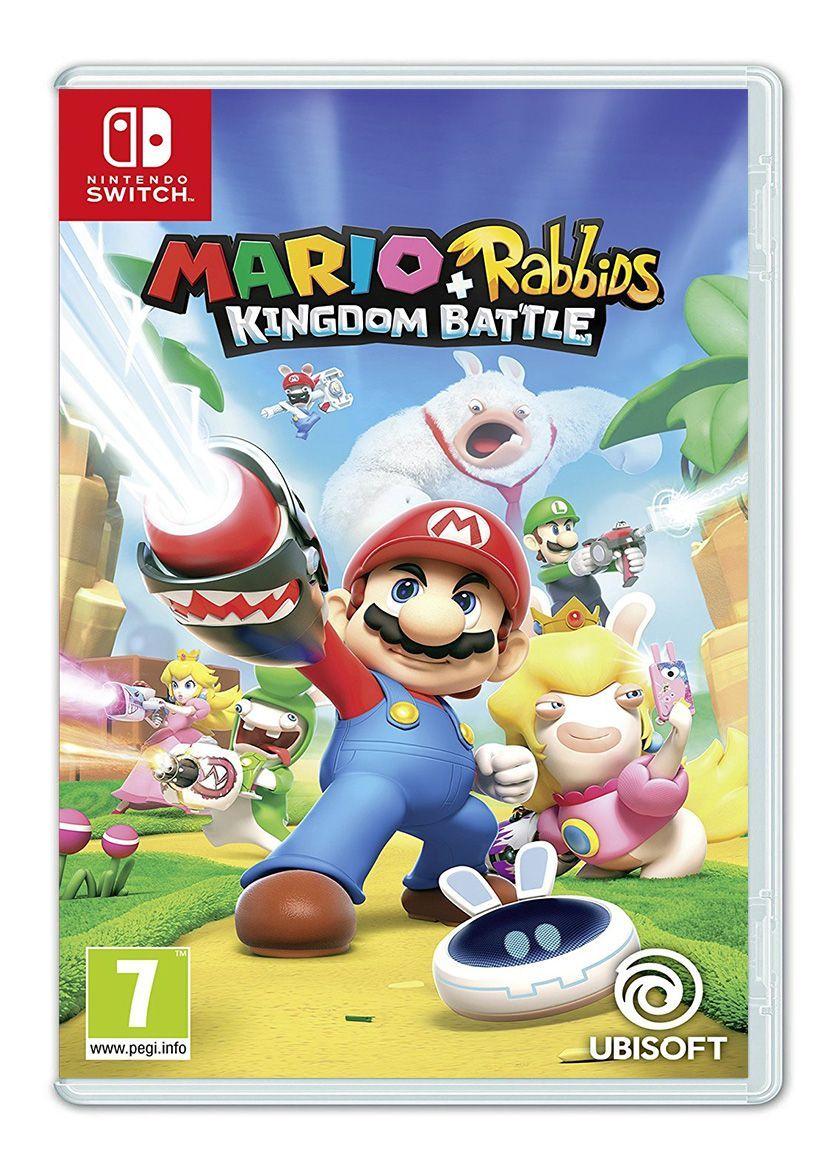 Mario + Rabbids: Kingdom Battle (Switch) für 39,62€ (SimplyGames)