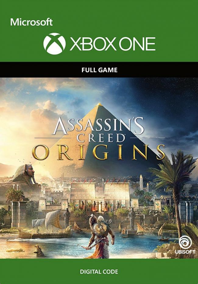 Assassins Creed Origins (Xbox One Digital Code) für 32,29€ (CDKeys)