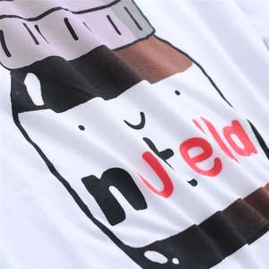 [AliExpress] Nutella Outfits - zB T-Shirt, 3D-Hoodie...