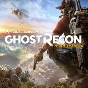 Tom Clancy Ghost Recon Wildlands PS4 & XBox One Deal