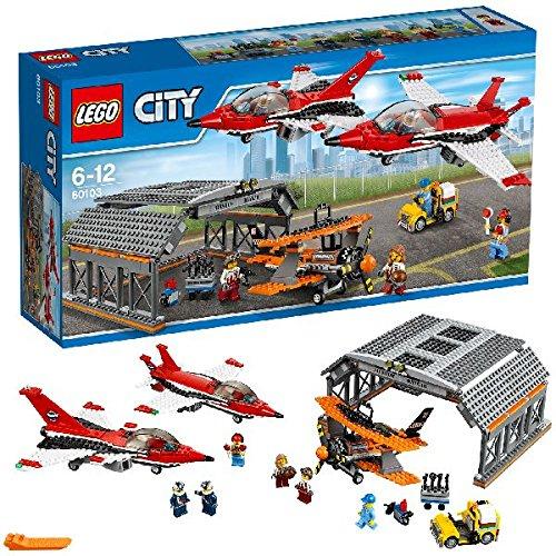 [Amazon Prime] LEGO City 60103 - Große Flugschau - für 39,99 Euro