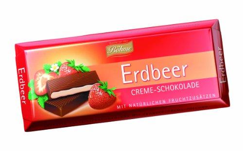 [Amazon} 10x 100 Gramm Böhme Erdbeer-creme-schokolade als Plusprodukt