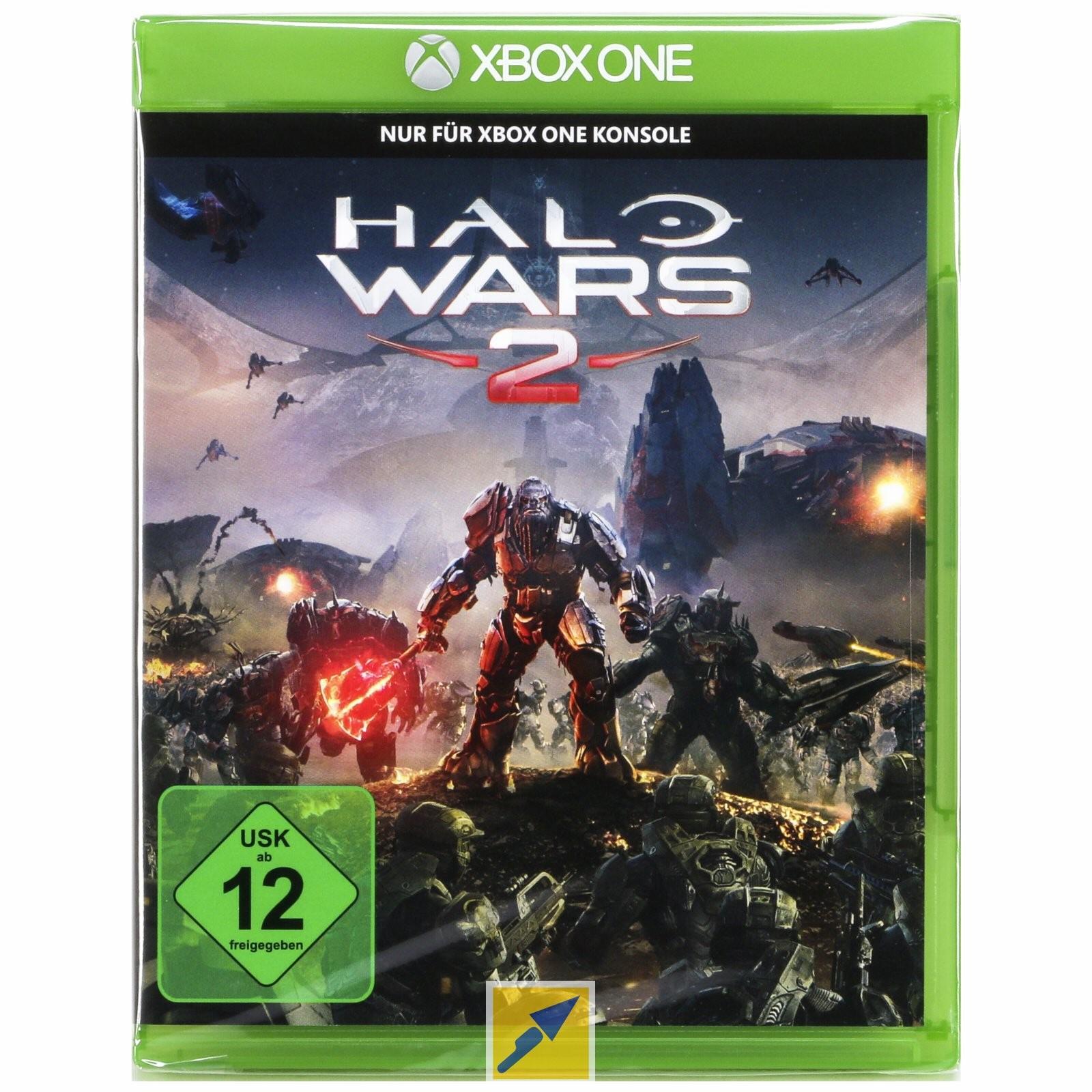 Halo Wars 2 (Xbox One) für 12,69€ (Amazon.it Prime)