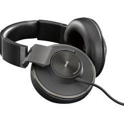 [cyberdeals] AKG K550 MKII Referenz Over-Ear Kopfhörer (Klinkenstecker, 50mm Treiber, 12Hz-28kHz, 114dB) in schwarz