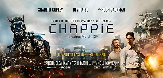 Chappie (UltraHD) zum KAUFEN für 5,99€ [Amazon Video]