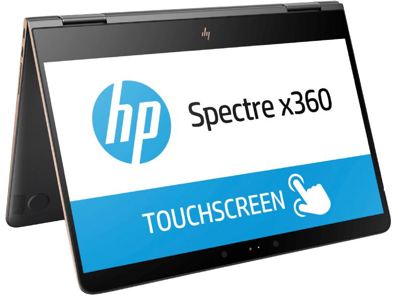 [Mediamarkt] HP Spectre x360 (13-ac034ng), Convertible mit 13.3 Zoll, 1 TB SSD, 16 GB RAM, Core i7 Prozessor, Windows 10 Home (64 Bit), Grau/Kupfer 2 in 1, Full HD
