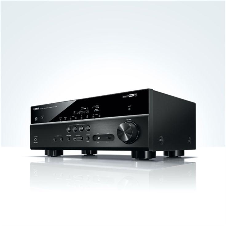 [Lokal - MediaMarkt Weinheim] Yamaha MusicCast RX-V481 AV-Receiver für 265€