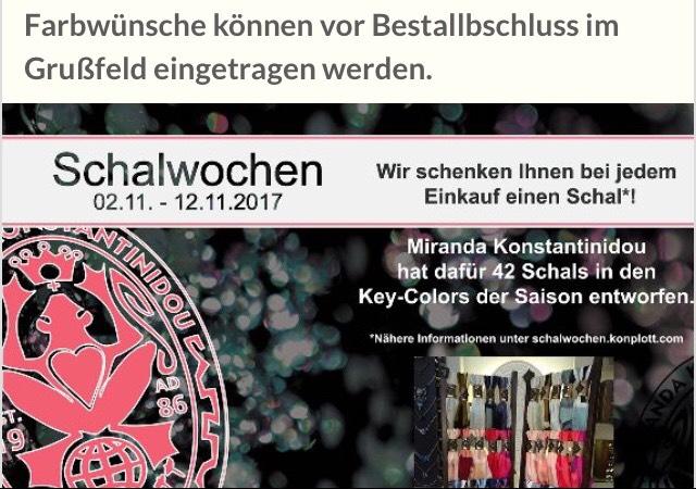 Konplott (Schmuck) - Schal gratis ab 15 Euro - Online und in den Stores