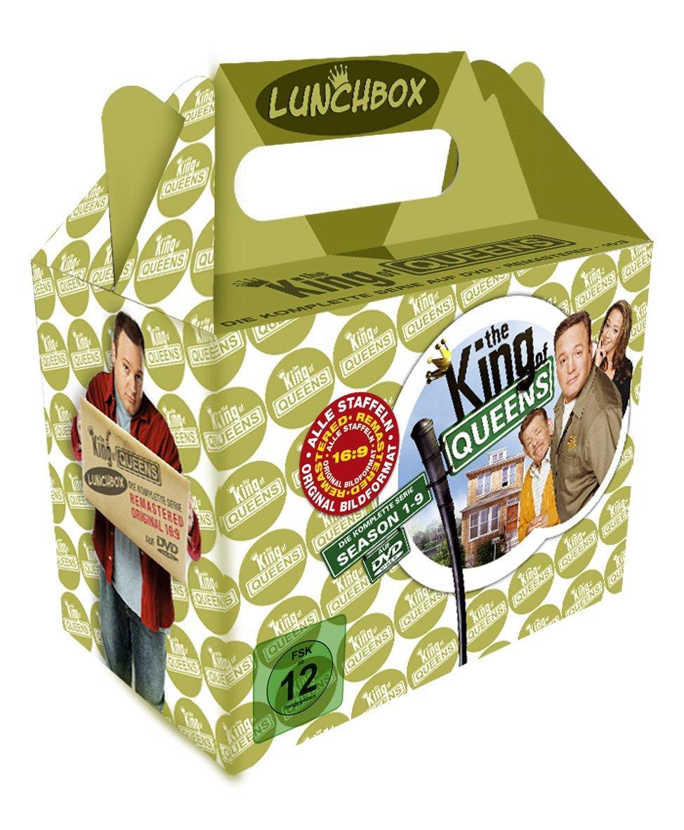 The King of Queens - Die komplette Serie in der Lunchbox 36 DVDs