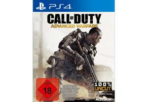 Call of Duty: Advanced Warfare Special Edition (PS4) für 9,99€ (Saturn)