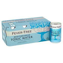 (LOKAL Hamburg) Fever Tree Tonic Water 24 Dosen 0,15l für 13,14 € inkl. 6 € Pfand - MHD Januar bzw.Juni 2018