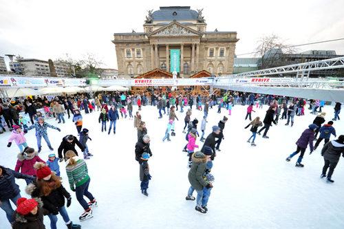[Wiesbaden] Eiszeit: Kostenfreier Eintritt an verschiedenen Tagen