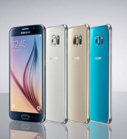 Nur für Mutti und Omi - [Code: RAKUTEN2017] Samsung Galaxy S6 G920F (schwarz, Sehr gut), andere Farben/Zustände teurer