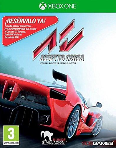 Assetto Corsa Disk-Version für Xbox One @Amazon.es