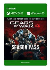 Gears of War 4 - Season Pass (Xbox One/PC Play Anywhere) 16,24€ (CDKeys)