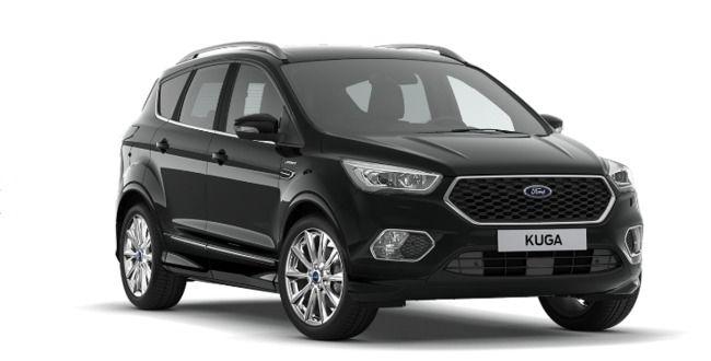 [Leasingtime] Ford Kuga Vignale für 239€ / Monat mit Automatikgetriebe, 180 PS und LF 0,54