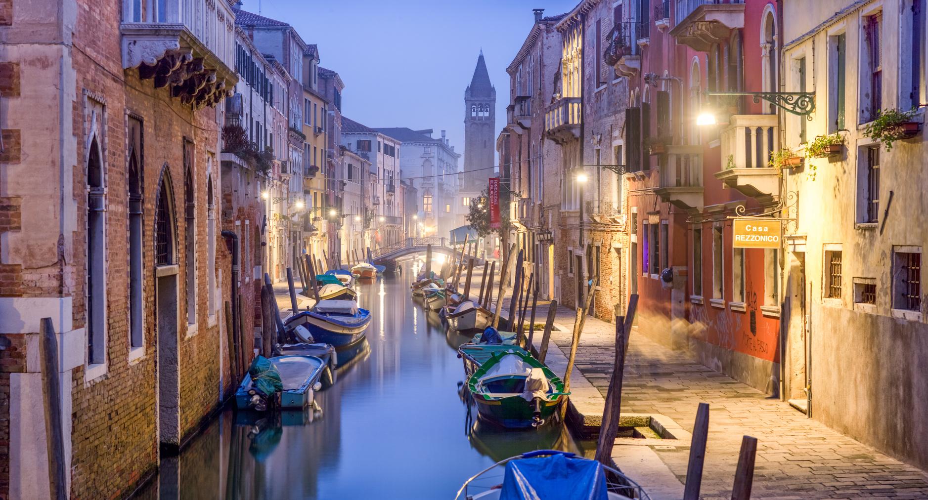 Venedig (Flug + Venedig Transfer) von Frankfurt Hahn Hin und Zurück für 29,98€
