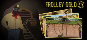 [Steam] Trolley Gold (@indiegala; Sammelkarten)
