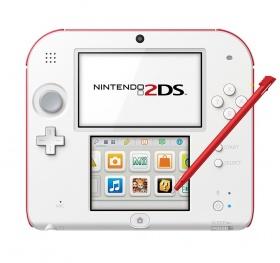 Nintendo 2DS Konsole rot/weiß + Tomodachi Life vorinstalliert inkl. Vsk für 59,49 € + Shoop// Rakuten.de