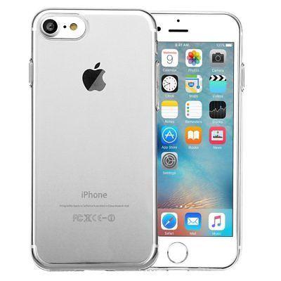 iPhone 6S Hülle / 6 Hülle Silikon Transparent Handyhülle Case Bumper getyourcase [ebay]