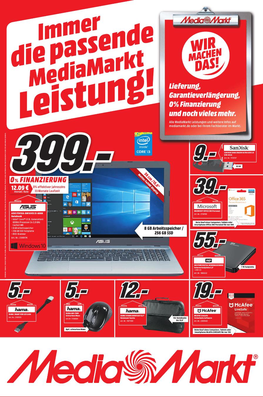 [Media Markt - ggfs. Regional Halle-Peißen] SANDISK USB Stick Cruzer Ultra USB 3.0 mit 32GB (PVG: ebay 10,29€ / Media Markt regular 13,99€)