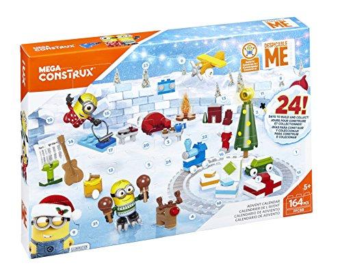 """Mattel Mega Construx FFC88 - """"Ich einfach unverbesserlich 3"""" Adventskalender (Amazon Prime)"""