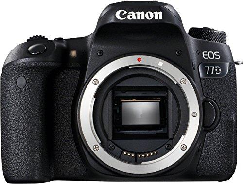 Canon EOS 77D Gehäuse (zzgl. -100 € Cashback Aktion)