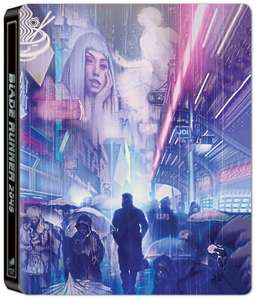 Blade Runner 2049 Limited Edition Blu-ray Steelbook [CeDe]