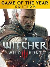 Witcher 3: Wild Hunt, The - Game of the Year Edition für 9€ (GoG mit VPN)